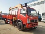 Il camion telescopico idraulico dell'asta da 30 tonnellate ha montato la gru montata camion della gru
