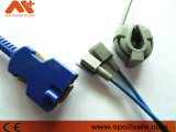 Schiller Argus VCM Nellcor Oximax AMP14pin SpO2 Fühler