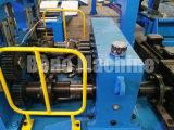 Automatisches Uncoiler Stahlring-Geraderichten und Schnitt zur Längen-Zeile Maschine