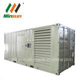 Parkins 1200 квт/960квт дизельный генератор звуконепроницаемых с навесом