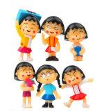 コレクションのためのマンガのキャラクタのプラスチック図おもちゃ