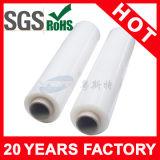 По конкурентоспособной цене, LLDPE пластиковой пленки натяжения обвязки сеткой