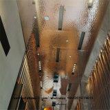 Отражая скачками волнистые металлические панели для панелей потолка