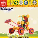 Giocattolo di plastica d'apprendimento in anticipo della costruzione del giocattolo DIY di formazione dell'ABS