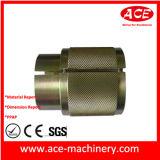 Pezzo meccanico di alluminio di CNC del contenitore di hardware