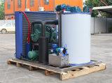 La serie Sindeice 3 toneladas de aire comercial en copos la máquina de hielo