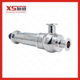 Aço inoxidável Sanitária de alívio de ar de Pressão da Válvula de segurança
