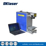 Druk die van de Laser van het Metaal van het staal de Draagbare Machine merken