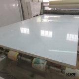 Big dalle composite artificielle de panneaux muraux en pierre de quartz blanc