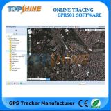 Inseguitore di GPS della soluzione della gestione del veicolo del combustibile con l'allarme di SOS