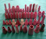 Ugelli di ceramica dell'allumina a temperatura elevata