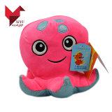 Het in het groot Leuke Gevulde Stuk speelgoed van de Overzeese Dierlijke Pluche van de Octopus