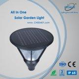 Druckgießende Aluminiumsolargarten-Beleuchtung 12W