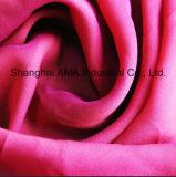 36%Silkおよび64%Viscoseクレープの方法ファブリック