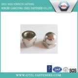Haute qualité DIN917 de l'écrou capuchon à six pans en acier inoxydable 304 Cap de l'écrou hexagonal