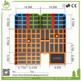 Ninja Kurs, Trampoline-Arena, Innentrampoline-Park