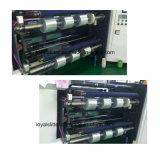 Tela automática do calculador de protecção electrónica do rolo de filme Cortador