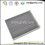 모든 시리즈 패턴 주문을 받아서 만들어지는 알루미늄 밀어남 방열기