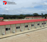 Casa do contêiner prefabricadas de baixo custo e painéis de parede