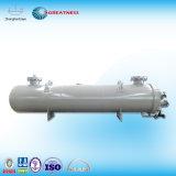 Coquille en acier au carbone de la vapeur Échangeur de chaleur de l'eau Bem-300