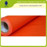 Tissu enduit de stationnement de tremplin de PVC de constructeurs de tissu de PVC