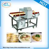Polyuréthane de qualité alimentaire de la courroie du convoyeur du détecteur de métal de la machine. Le système de détecteur de métal pour la production alimentaire