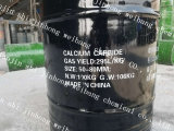 carburo de calcio mínimo 295L/Kg con 100kg/Drum