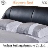 Кровать 2212 Furniturereal спальни кожаный самомоднейшая
