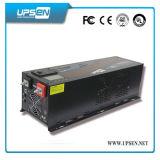 熱い販売の安い価格携帯用スマートなLCDの表示の充電器1kw-6kw 12VDC&#160が付いている純粋な正弦波インバーター; 24VDC 48VDC