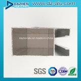 Perfil de aluminio del aluminio de Nigeria de la puerta de la ventana