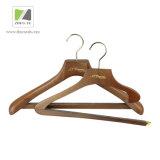 Gancio di legno del faggio/gancio dei vestiti/gancio di vestiti con la barra