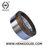 Использование шлифования чашки формы корунд шлифовального круга