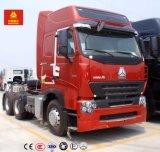 O caminhão 6X4 Sintruck do trator do caminhão pesado transporta a cabeça do reboque para a venda