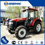 Trattore agricolo poco costoso di Lutong di alta qualità grande con la baracca Lt1304
