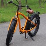 """26 """" 세륨을%s 가진 산 여행을%s 뚱뚱한 타이어 전기 자전거"""