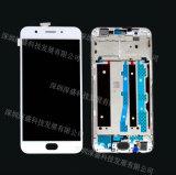 Het mobiele LCD van de Telefoon Scherm van de Aanraking voor A59 Assemblage Oppo