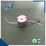 Gu type transformateur à haute fréquence core de ferrite Starter transformateur de bobine