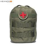 Sac médical Emergency campant de taille de profession extérieure de course portative faite sur commande petit