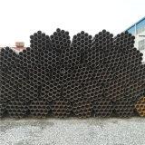 Estremità normale e tubi d'acciaio neri lubrificati di rivestimento ERW