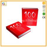 Barato el servicio de impresión de libros de tapa dura (OEM-GL008)