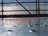 Roulis en acier galvanisé de panneau de planches d'échafaudage formant le fournisseur Allemagne de machine