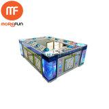 De Arcade van de Jager van de Vissen van het muntstuk bedriegt de Houten Koning van de Lijst van de Jongen Video van het Gokken van de Vissen van de Schat Spel voor Verkoop