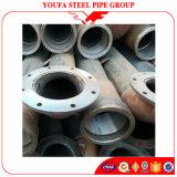 円形Steel ERW黒いカーボン氏の継ぎ目が無い鋼鉄管の管