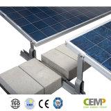 Il comitato solare policristallino 260W di PV ha potuto essere installato dovunque