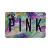 Cartão plástico personalizado do ponto UV/smart card plástico