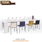 ほとんどの普及した方法拡張可能な緩和された木製のダイニングテーブル