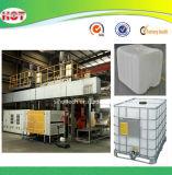 Full automatic 1000L GRG Máquinas de moldagem por sopro do Tanque de Água/Máquina de paletes de plástico