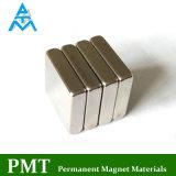 De Magneet NdFeB van N33sh 15*15*8 met het Magnetische Materiaal van het Neodymium