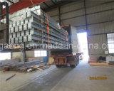 Centro commerciale chiaro delle strutture d'acciaio con i pannelli a sandwich dell'unità di elaborazione