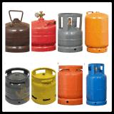6kg di vendita caldi svuotano la fabbrica delle bombole per gas di GPL diretta
